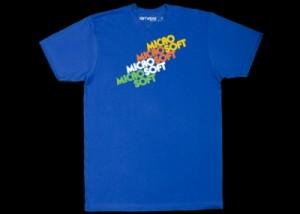 เปิดแผนกใหม่ ทำเสื้อผ้าแบรนด์ Softwear by Microsoft
