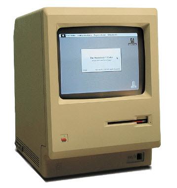 จุดเริ่มต้นของตำนาน Macintosh